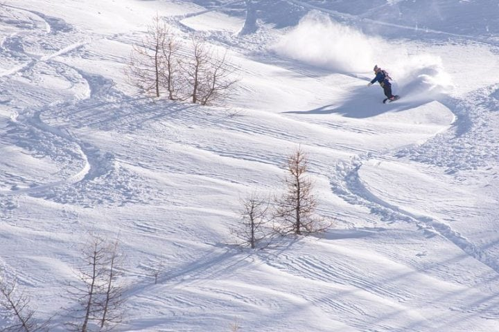 Snowboard all Mountain UCPA