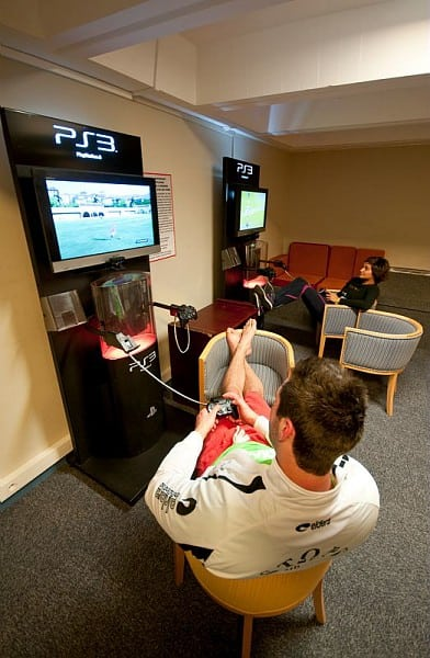play station flaine