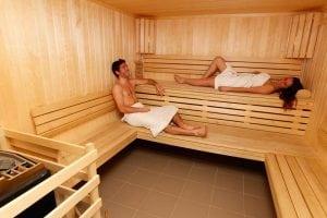 sauna argentiere