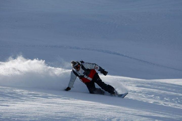 Snowboard freeride Evasion UCPA
