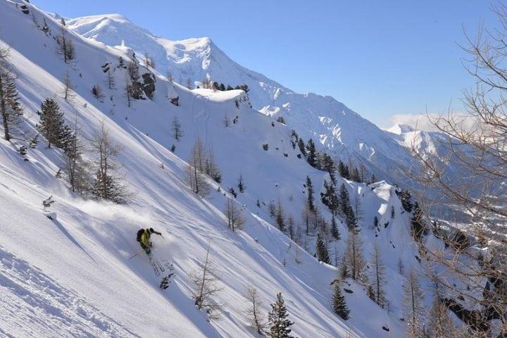 Sci freeride Alta Montagna UCPA