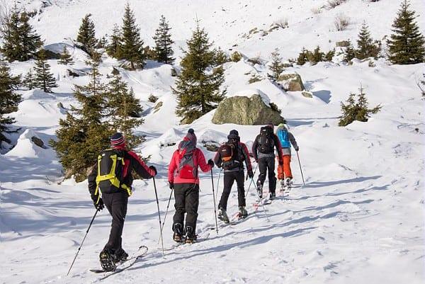 Sci alpinismo Chamonix