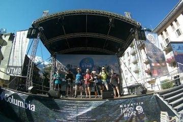 Ultra Trail Mont Blanc - UTMB