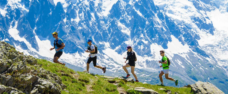 Trail Running UCPA Chamonix