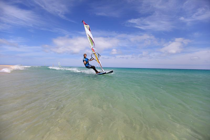 windsurf UCPA Fuerteventura