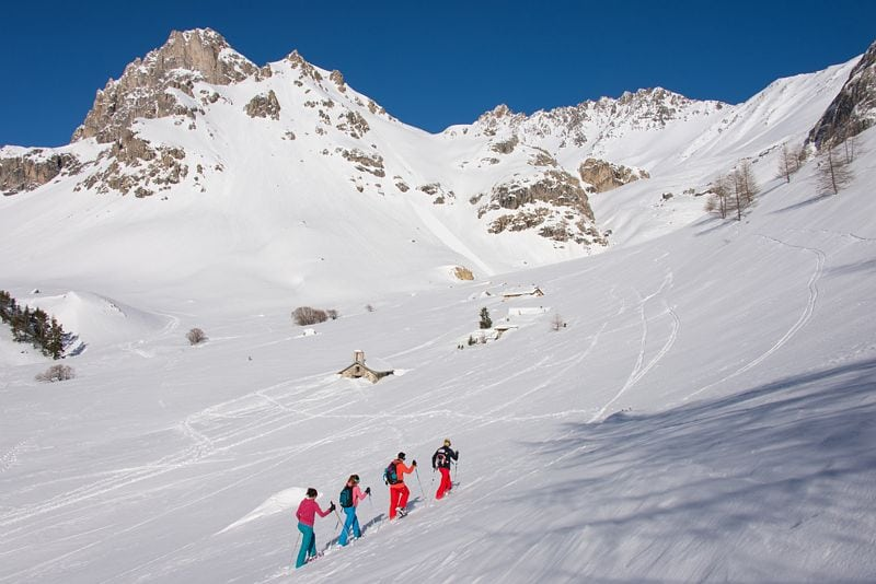 Scialpinismo UCPA Serre Chevalier