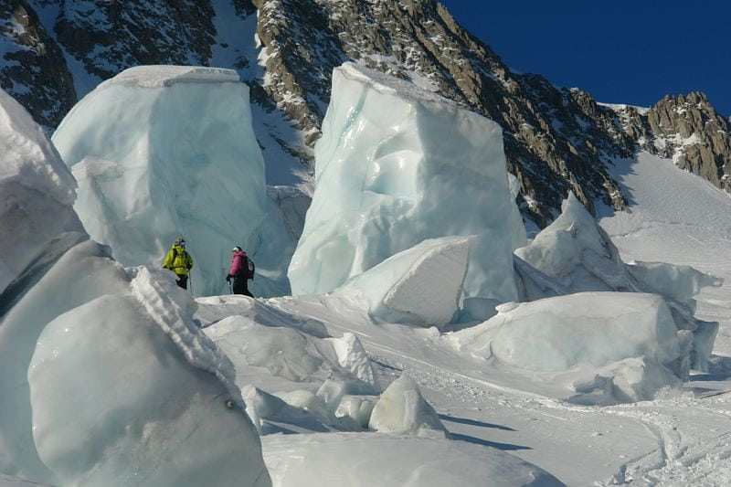 Sci freeride High Mountain