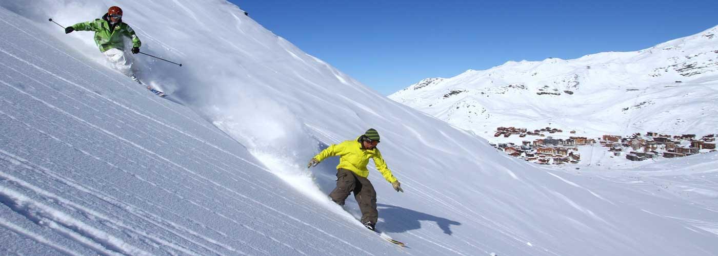 Corsi Freeride Sci e Snowboard tutto incluso | UCPA Vacanze