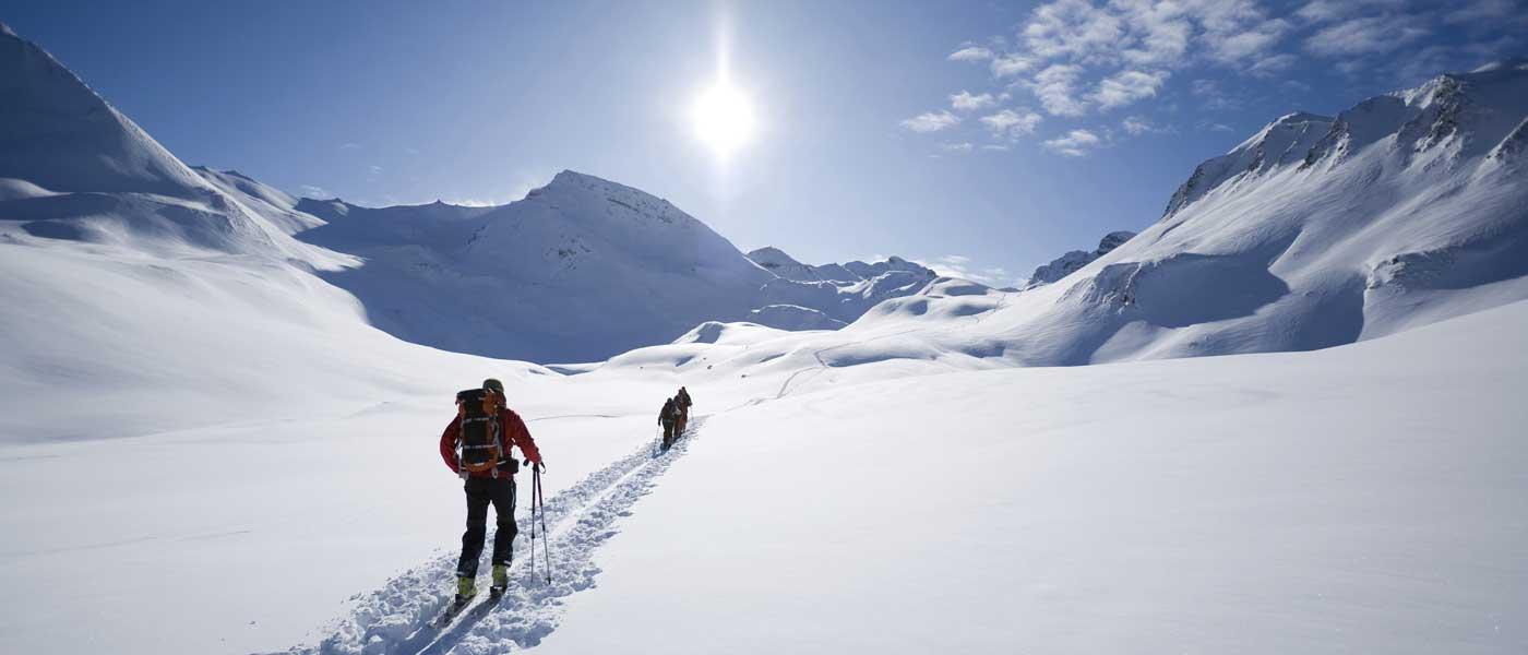 Scialpinismo: qual è il livello tecnico necessario per iniziare?