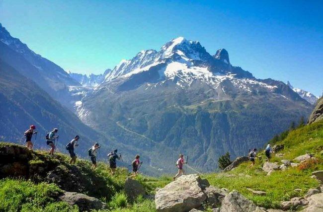 allenamento per scialpinismo