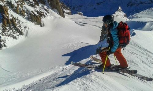 fuoripista Posettes a Chamonix