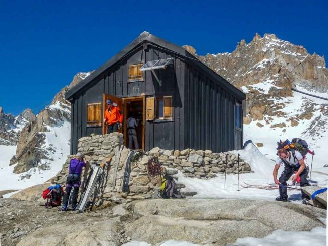 rifugio scialpinismo