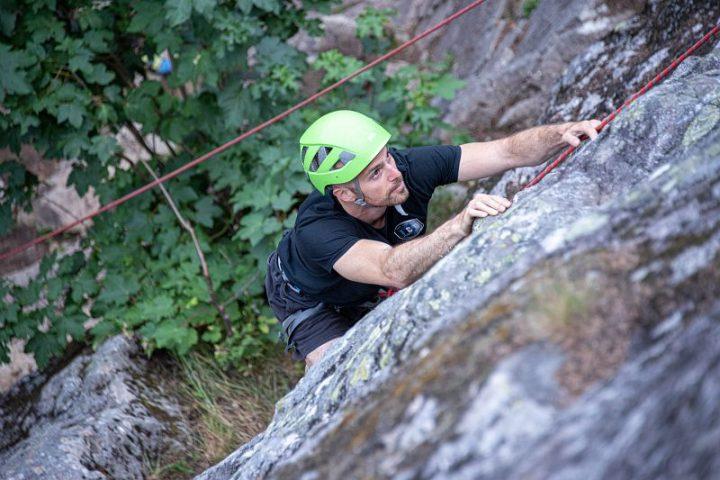 Viaggio arrampicata Chamonix