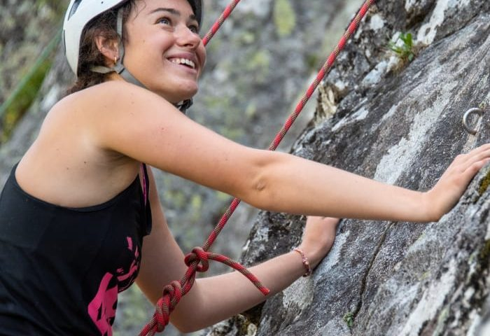 arrampicata - chamonix